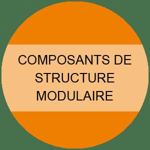 Composants pour structure modulaire